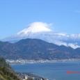 薩多峠からの富士山(2007年)