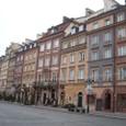 ワルシャワ旧市街@ポーランド