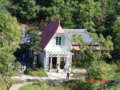 「サツキとメイの家」@愛・地球博記念公園