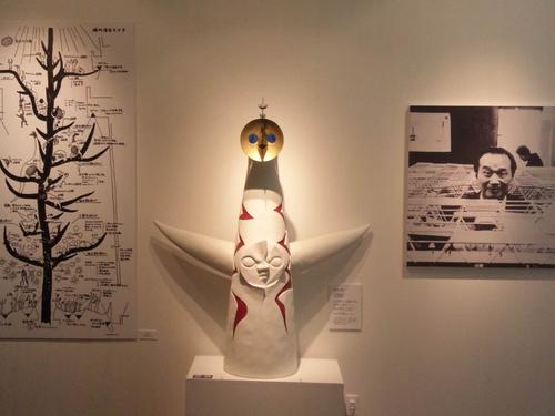 岡本太郎展(11年9月)