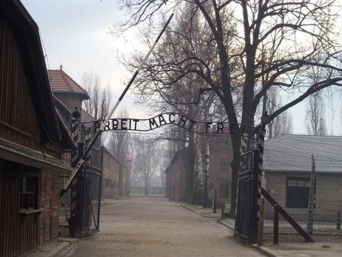アウシュビッツ収容所(第1)@ポーランド