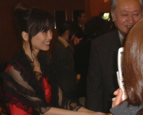 本田美奈子握手会