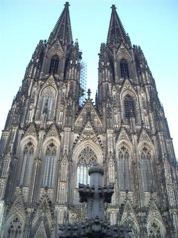 ケルン(ケルン大聖堂)@ドイツ