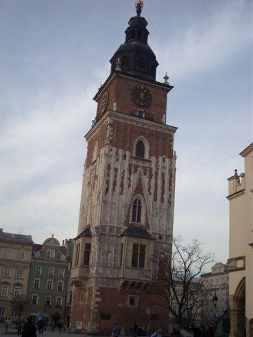 クラクフ旧市街@ポーランド