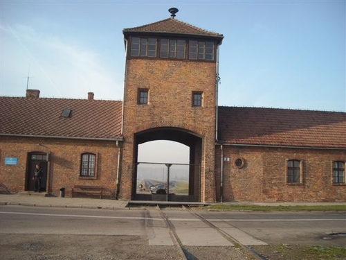 アウシュビッツ収容所(第2)@ポーランド