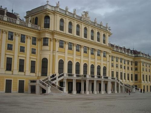 シェーンブルグ宮殿(ウィーン)@オーストリア